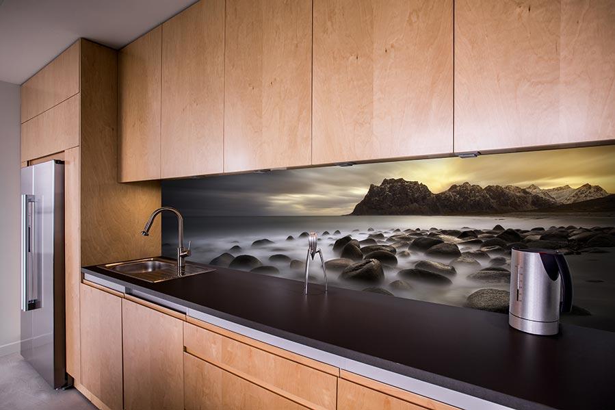 Keuken foto achterwand
