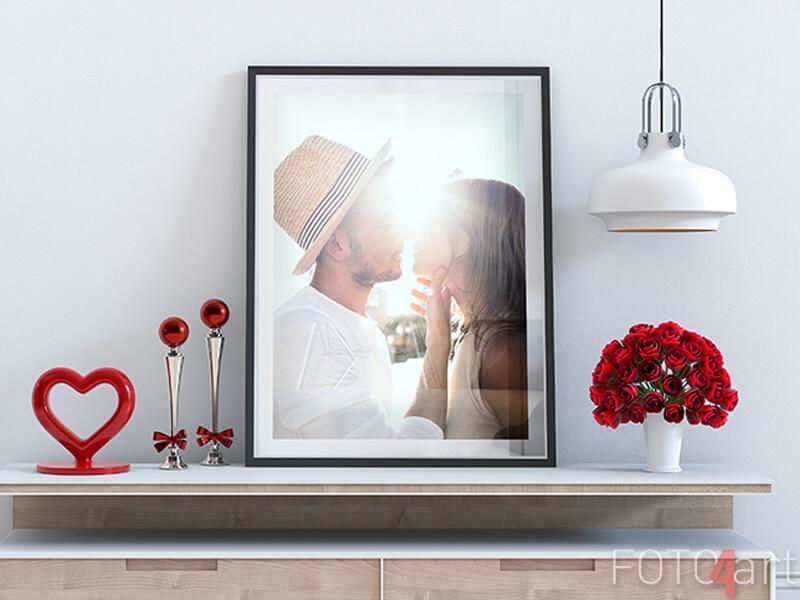 Ingelijste posters met eigen foto