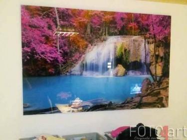 Foto op Plexiglas Watervallen