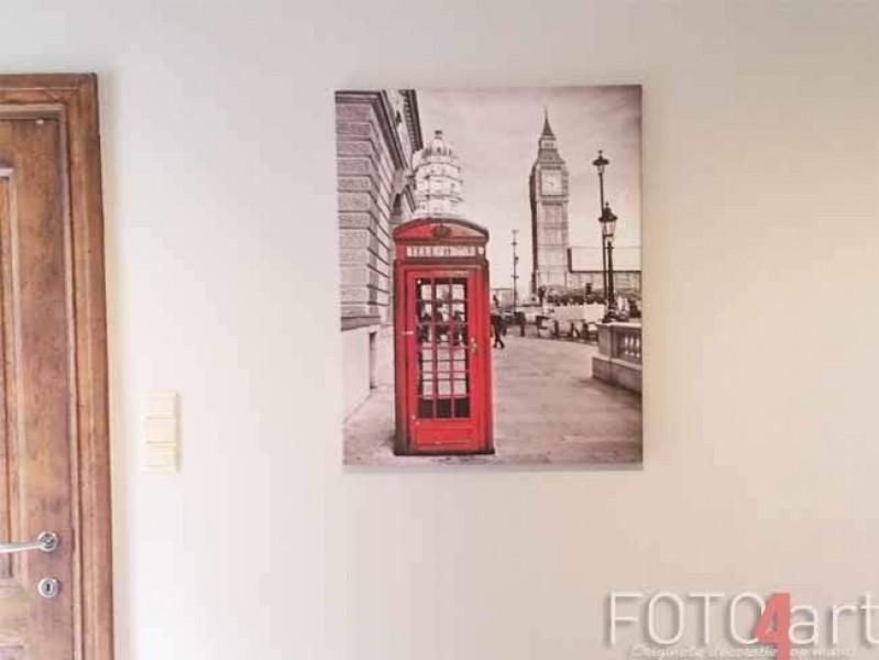 Foto op Canvas London