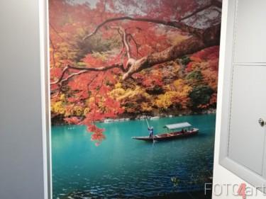 Fotobehang Kyoto in Herfst