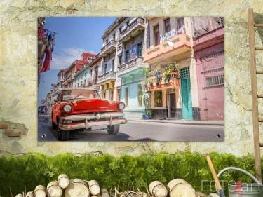 Tuinposter Havana